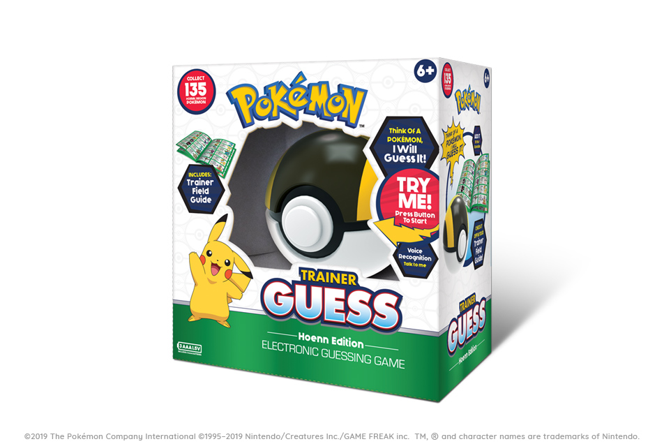 Pokémon Trainer Guess – Generic | Zanzoon