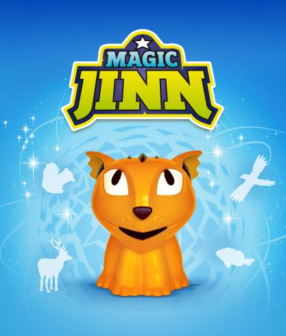Magic Jinn