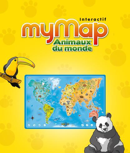 myMap Animaux