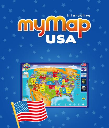 myMap USA
