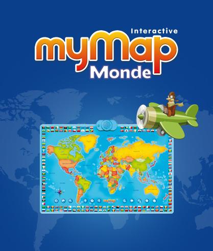 myMap Monde
