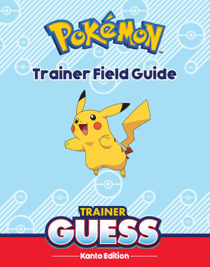 Ash/'s Adventures Edition Pokemon Trainer Electronic Guess Game